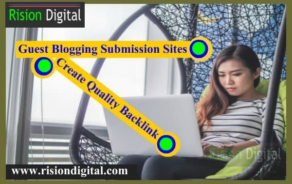 Guest Blogging Submission Sites