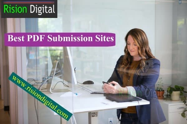 PDF submission sites to do SEO of your website