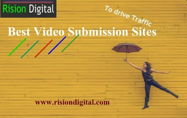 Video Submission Sites to drive traffic on your sites
