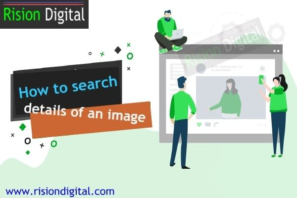 How to search details of any image