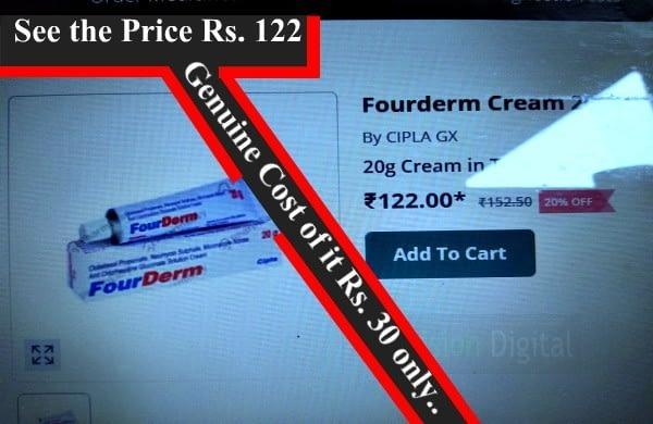 Medicine companies looting people by high price tag on medicine