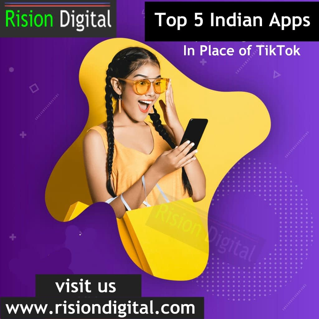 Top 5 indian apps for making video