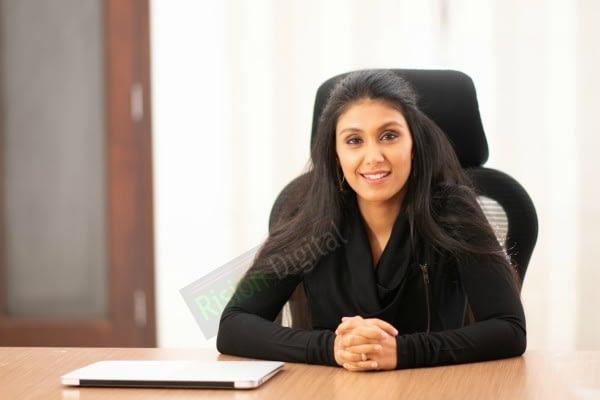 Roshni Nadar, Ceo of HCL
