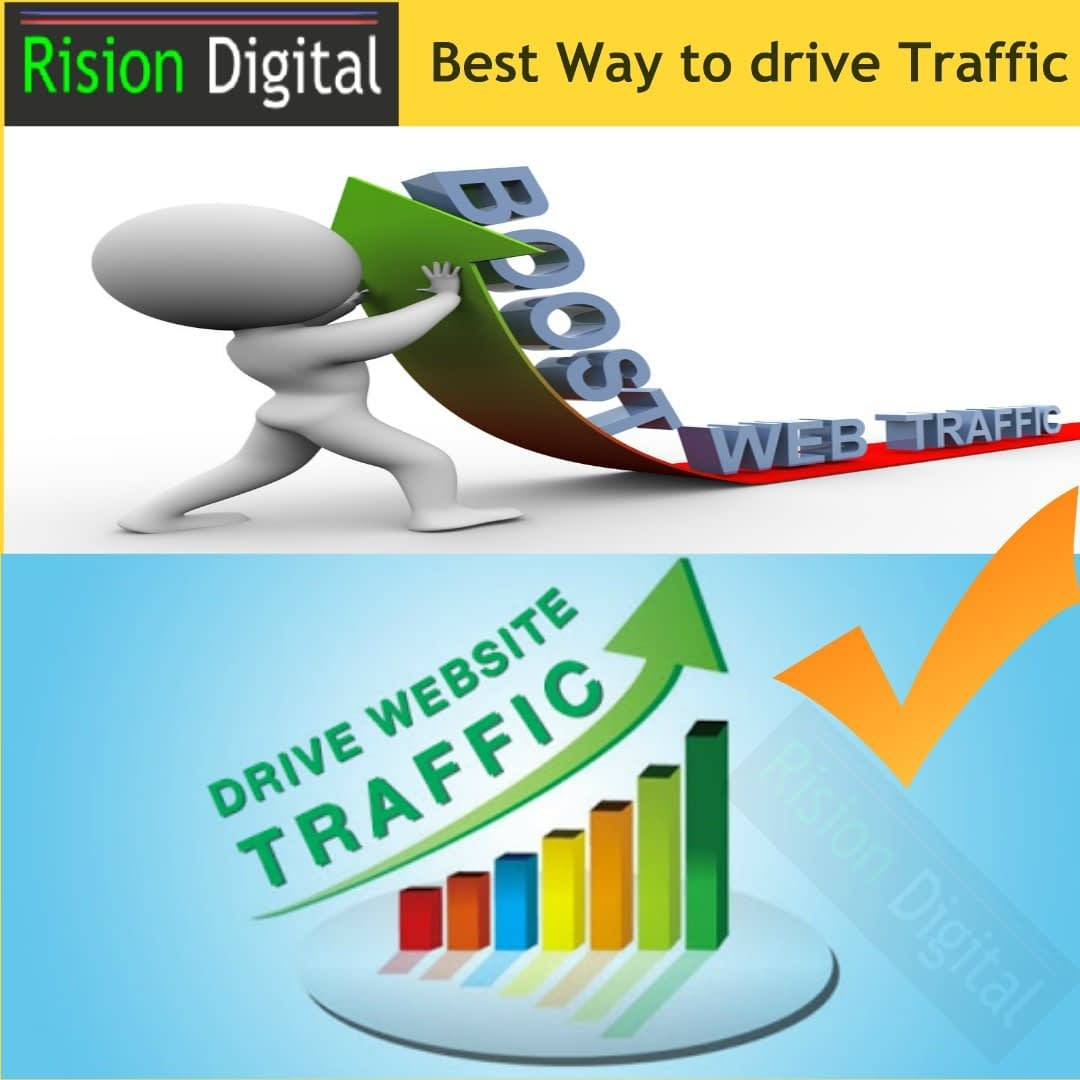Best Way to drive traffic on website