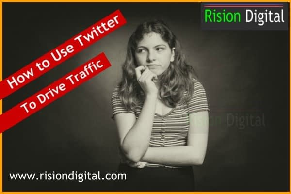 Best way to drive traffic by Twitter