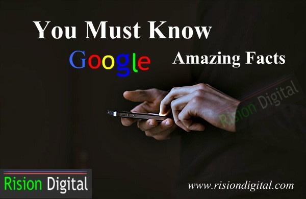 Google Amazing Facts