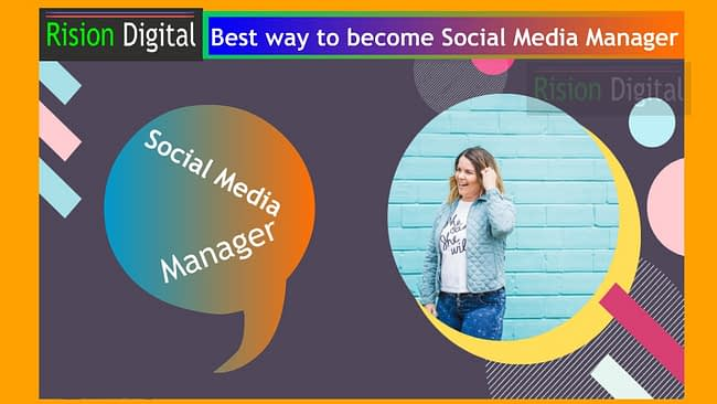 Best way to be social media manager