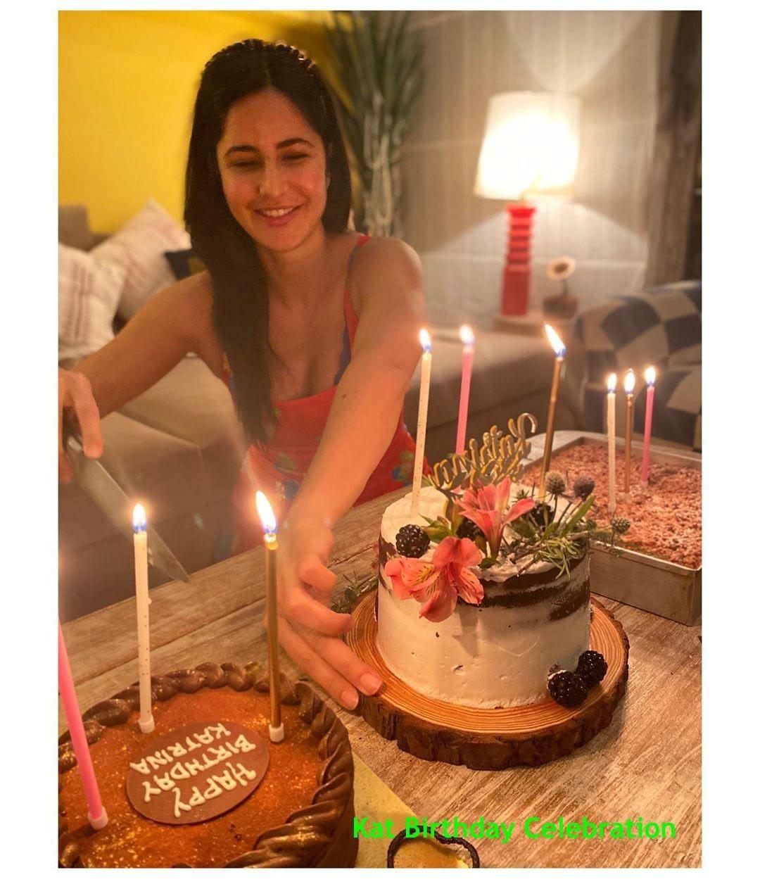 Kat celebrate her birthday